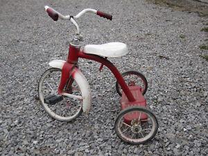 Vintage Little Metal Child's Bike