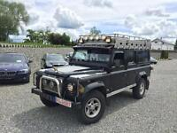 Land Rover Defender  Td5 SAFARI OFFROAD PACKET