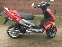 PEUGOT speedflight 2 100cc £800 spent 12 months mot