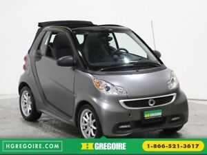 2014 Smart Fortwo Passion AUTO MAGS A/C GR ELECT BLUETOOTH