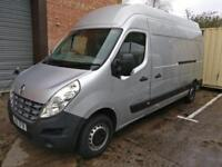 Renault Master 2.3TD 125 LWB LH35dCi Own This Van From £249 per month