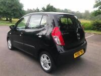 Hyundai i10 .1.1 comfort 2008 + 12 months test + NEW CLUTCH + £30 TAX + 5 door +
