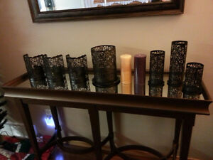 Partylite Candles and Candle Holders