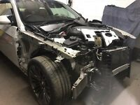 Bmw m3 e92 front end parts WANTED