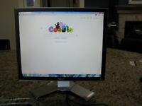 """Dell Ultra Sharp 19"""" LCD Monitor"""
