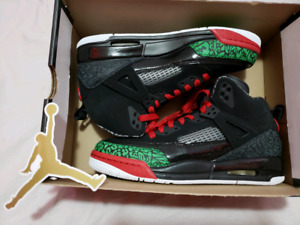 DS Jordan Spizike BG Size 6.5Y and Size 6Y $80 Each.