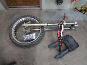 49mm Showa Conventional Forks/rm250 parts