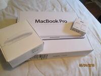 "Perfect Cond. 13"" Macbook Pro w/ Adobe Creative Suite"