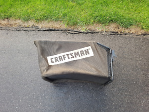 Craftsman Lawn Mower Grass Catcher Bag
