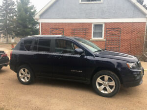 2014 Jeep Compass North 4Dr 4WD