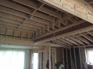 Renovations, Contracting, and Handyman Services in Cape