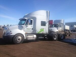 2013 International ProStar +122, Used Sleeper Tractor Regina Regina Area image 3