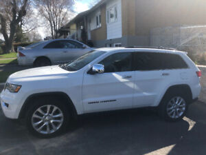 Grand Cherokee chief limited