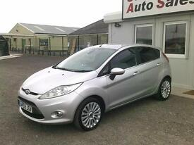 2010 FORD FIESTA TITANIUM 1.4L ONLY 43,280 MILES, FULL SERVICE HISTORY