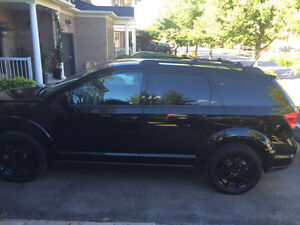 2015 Dodge Journey SXT+BLACK TOP PACKAGE