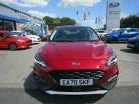 2020 Ford Focus 1.0 MHEV ACTIVE X EDITION 155PS LOW MILEAGE MEGA SPEC HATCHBACK