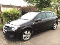 2007 Vauxhall Astra 1.8 Design (NEW SHAPE) not focus megane mondeo vectra 307 golf fiesta scenic c4