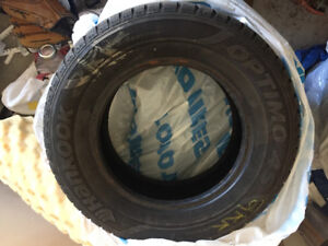 Hankook 195/70R14 set of 4 tires