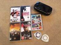 PSP 1003 + 7 Games