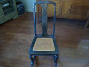 Antique Rocking Chair  excellent condition make offer!