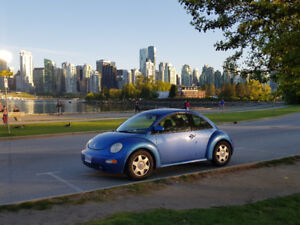 Volkswagen Beetle - $2500 (Vancouver - downtown)