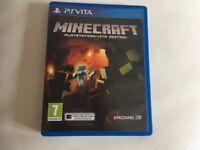 Minecraft for PS VITA