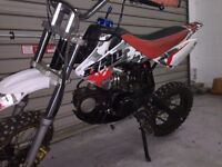110cc pit bike open to offers