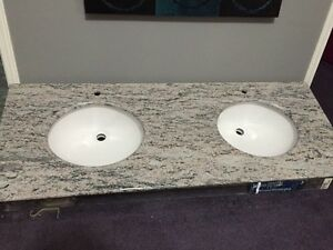 "New 60"" Mayfair Granite Countertop"