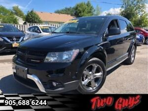 2016 Dodge Journey Crossroad FWD - Leather Seats
