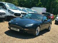 1999 Aston Martin DB7 Volante 2dr Auto CONVERTIBLE Petrol Automatic