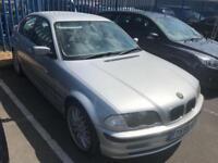 2000 BMW 323i SE PERFECT. MOT. TAX. ALLOYS BMW HISTORY