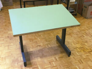 Drafting Table - Radius Tension by Norman Wade Co. $400
