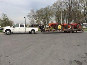 Transport équipement agricole ou autre