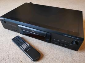 Sony cdp xe330 CD Player