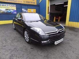 2007 Citroen C6 2.7 HDi V6 Exclusive 4dr