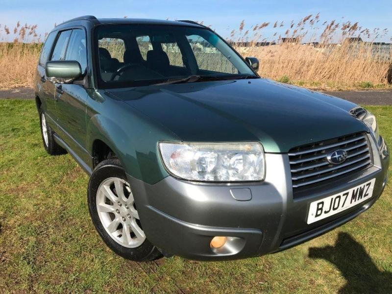 2007 Subaru Forester 2.0 XC 5dr