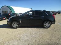 2011 Cadillac SRX4 Leather Roof Navigation AWD