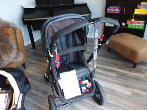 Bugaboo Camelion Limited edition Denim full set with car seat