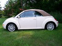 2008 Volkswagen Beetle convertible Convertible