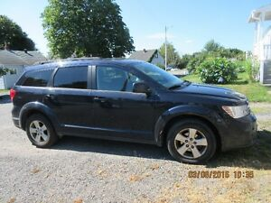 2011 Dodge Journey XLT SUV, Crossover