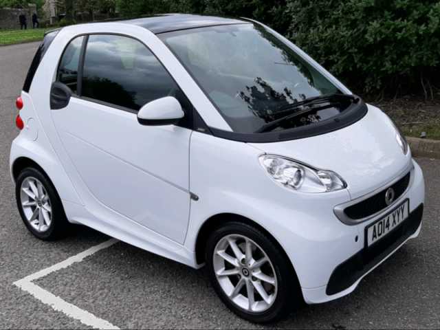 Smart Car Fortwo Passion Petrol 2014 In Fraserburgh Aberdeenshire Gumtree