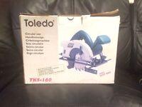 Toledo TKS-160 Circular saw