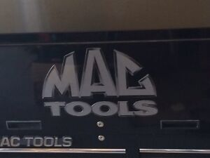 Mac Tools 8 drawer tool box
