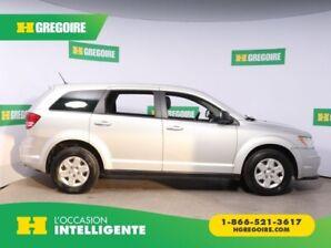 2012 Dodge Journey Canada Value Pkg 7 PASSAGERS AUTO A/C GR ELECT