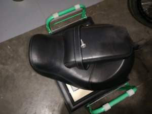 2010 H. D. Wide Glide Seat&Back Seat.
