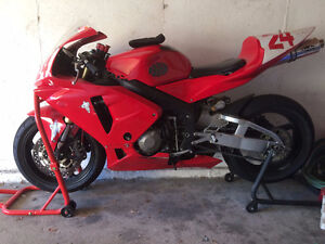 2006 CBR 600 Track Ready Track Only