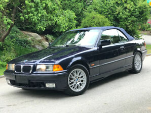 1999 BMW 328I Convertible
