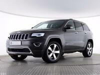 2014 Jeep Grand Cherokee 3.0 CRD Overland Station Wagon 4x4 5dr