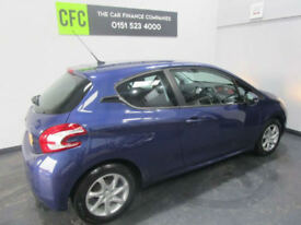 2014 Peugeot 208 1.4HDi 70 FAP Active BUY FOR £117 A MONTH *FINANCE* £0 DEPOSIT