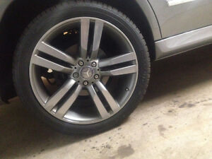 "20"" rims - 5x112 - from Mercedes"